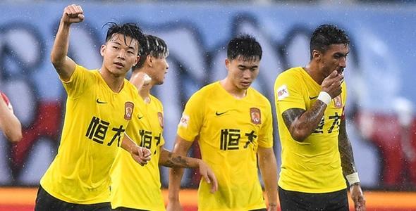 廣州恆大的一班小將漸入佳境。